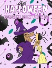 Halloween Coloring Book for Kids: Halloween Gifts for Kids, Teens, Halloween Kids Books with funny Coloring Pages, Great Activity Book, Funny and Spoo Cover Image