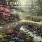 Thomas Kinkade Gardens of Grace with Scripture 2020 Wall Calendar Cover Image