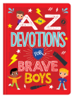 A to Z Devotions for Brave Boys Cover Image