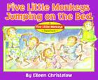 Five Little Monkeys Jumping on the Bed Book & Cassette Cover Image