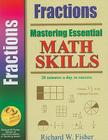 Mastering Essential Math Skills: Fractions Cover Image