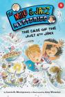 The Case of the July 4th Jinx (Book 5) (Milo & Jazz Mysteries) Cover Image