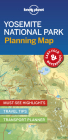 Lonely Planet Yosemite National Park Planning Map (Planning Maps) Cover Image
