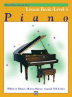 Alfred's Basic Piano Library Lesson Book, Bk 3 Cover Image