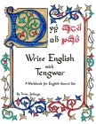 Write English with Tengwar: A Workbook for English General Use Cover Image