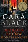 Murder Below Montparnasse Cover Image