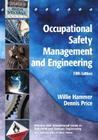 Occupational Safety Management and Engineering (Prentice-Hall International Series in Industrial and Systems) Cover Image
