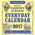 The Old Farmer's Almanac 2017 Everyday Calendar Cover Image