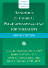 Handbook of Clinical Psychopharmacology for Therapists Cover Image