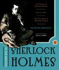 The New Annotated Sherlock Holmes, Volume 2: The Return of Sherlock Holmes, His Last Bow, & the Case-Book of Sherlock Holmes Cover Image