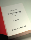 How to Do Biography: A Primer Cover Image