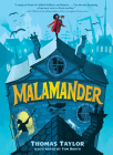Malamander (The Legends of Eerie-on-Sea) Cover Image