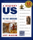 A History of Us: The First Americans: Prehistory-1600 a History of Us Book One Cover Image