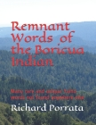 Remnant Words of the Boricua Indian Cover Image