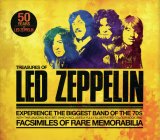 Treasures of Led Zeppelin Cover Image