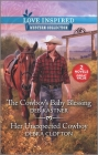 The Cowboy's Baby Blessing & Her Unexpected Cowboy Cover Image