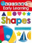 Sticker Early Learning: Shapes Cover Image