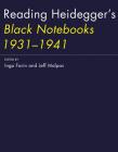 Reading Heidegger's Black Notebooks 1931-1941 Cover Image