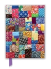 Patchwork Quilt (Foiled Journal) (Flame Tree Notebooks) Cover Image