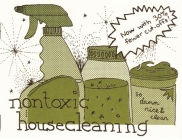 Nontoxic Housecleaning (DIY) Cover Image