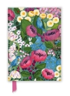Bex Parkin: Birds & Flowers (Foiled Journal) (Flame Tree Notebooks) Cover Image