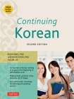Continuing Korean [With CD (Audio)] Cover Image