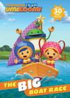 The Big Boat Race! (Team Umizoomi) Cover Image