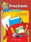 Fractions, Grade 5 (Practice Makes Perfect (Teacher Created Materials)) Cover Image