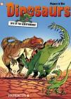 Dinosaurs #2: Bite of the Albertosaurus (Dinosaurs Graphic Novels #2) Cover Image