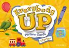 Everybody Up Starter Picture Cards: Language Level: Beginning to High Intermediate. Interest Level: Grades K-6. Approx. Reading Level: K-4 Cover Image