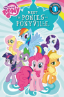 My Little Pony: Meet the Ponies of Ponyville: Level 1 (Passport to Reading) Cover Image