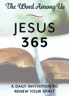 Jesus 365: A Daily Invitation to Renew Your Spirit Cover Image