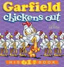 Garfield Chickens Out: His 61st Book Cover Image
