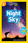 National Geographic Readers: Night Sky Cover Image