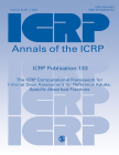 Icrp Publication 133: The Icrp Computational Framework for Internal Dose Assessment for Reference Workers: Specific Absorbed Fractions (Annals of the Icrp) Cover Image