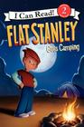 Flat Stanley Goes Camping (I Can Read Level 2) Cover Image
