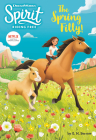 Spirit Riding Free: The Spring Filly! Cover Image
