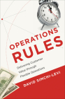 Operations Rules: Delivering Customer Value Through Flexible Operations Cover Image