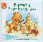 Biscuit's First Beach Day Cover Image
