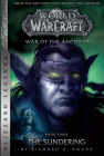 Warcraft: War of the Ancients # 3: The Sundering Cover Image