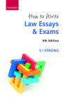 How to Write Law Essays and Exams Cover Image