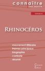 Fiche de lecture Rhinocéros de Eugène Ionesco (Analyse littéraire de référence et résumé complet) Cover Image