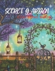 Secret Garden Coloring Book: Adult Coloring Book Featuring Garden Scenes, Magical Garden and Forest, Whimsical Tiny Creatures Cover Image