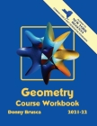 Geometry Course Workbook: 2021-22 Edition Cover Image