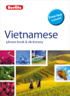 Berlitz Phrase Book & Dictionary Vietnamese(bilingual Dictionary) (Berlitz Phrasebooks) Cover Image