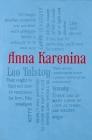Anna Karenina (Word Cloud Classics) Cover Image