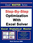 Step-By-Step Optimization With Excel Solver - The Excel Statistical Master Cover Image