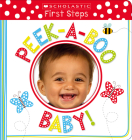 Peek-a-Boo Baby!: Scholastic Early Learners (My First) Cover Image