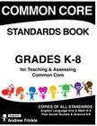 Common Core Standards Book Cover Image