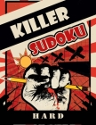 Killer Sudoku: Hard Killer Sudoku Puzzle Books, Killer Soduko Book Cover Image